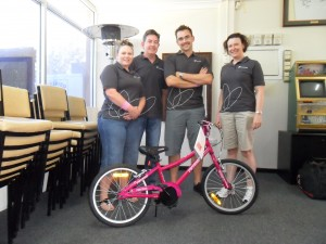 CHARITY BIKE BUILD