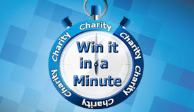 Charity Win It A Minute
