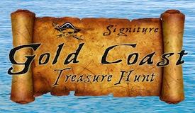 Treasure Hunt on the Gold Coast