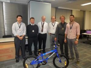 Charity Bike Build